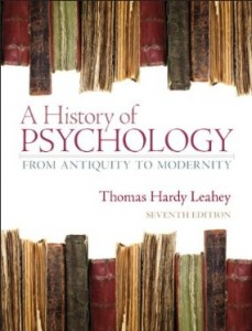 Test bank for A History of Psychology From Antiquity to Modernity 7th Edition by Leahey