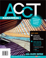 Test bank for ACCT Managerial Asia Pacific Edition 1st Edition by Sivabalan