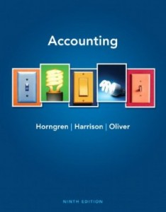 Test bank for Accounting 9th Edition by Horngren