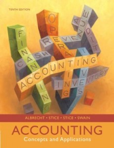 Test bank for Accounting Concepts and Applications 10th Albrecht Stice