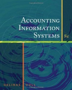Test bank for Accounting Information Systems 8th Edition by Gelinas