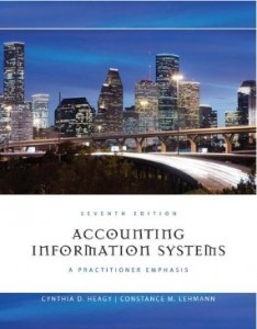 Test bank for Accounting Information Systems A Practitioner Emphasis 7th Edition by Heagy