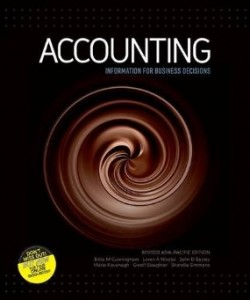 Test bank for Accounting Information for Business Decisions 1st Edition by Cunningham
