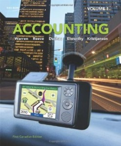 Test bank for Accounting Principles 1st Canadian Edition by Warren