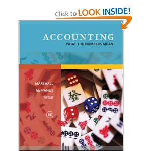 Test bank for Accounting What the Numbers Mean 8th Marshall McManus