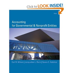 Test bank for Accounting for Governmental and Nonprofit Entities 15th Wilson