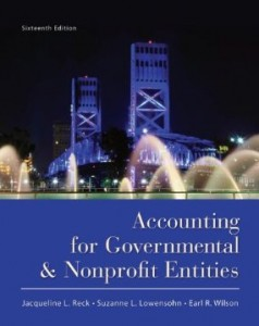 Test bank for Accounting for Governmental and Nonprofit Entities 16th Edition by Reck