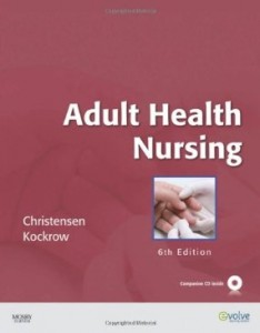 Test bank for Adult Health Nursing 6th Edition by Christensen