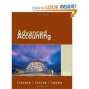 Test bank for Advanced Accounting 10e Fischer Cheng Tayler