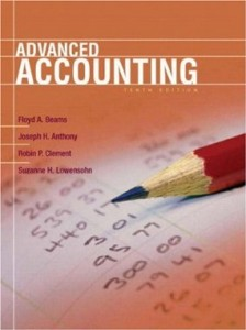 Test bank for Advanced Accounting 10th Edition by Beams
