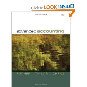 Test bank for Advanced Accounting 11e Fischer Cheng Tayler