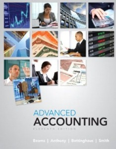 Test bank for Advanced Accounting 11th Edition by Beams