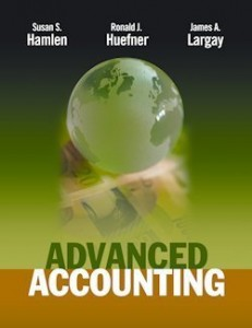 Test bank for Advanced Accounting 1st Edition by Hamlen