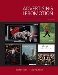 Test bank for Advertising and Promotion An Integrated Marketing Communications Perspective 8th Edition by Belch