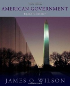 Test bank for American Government Brief Version 10th Edition by Wilson