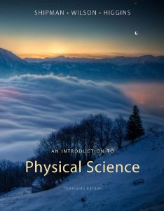 Test bank for An Introduction to Physical Science 13th Edition by Shipman