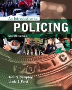 Test bank for An Introduction to Policing 7th Edition by Dempsey