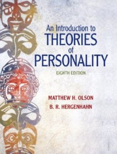 Test bank for An Introduction to Theories of Personality 8th Edition by Olson