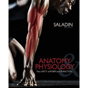 Test bank for Anatomy & Physiology The Unity of Form and Function 6th Saladin