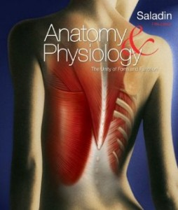 Test bank for Anatomy and Physiology The Unity of Form and Function 5th Edition by Saladin
