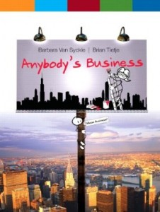 Test bank for Anybodys Business 1st Edition by Van Syckle