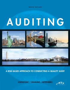Test bank for Auditing A Risk Based Approach to Conducting a Quality Audit 9th Edition by Johnstone