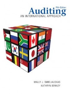 Test bank for Auditing An International Approach 5th Canadian Edition by Smieliauskas