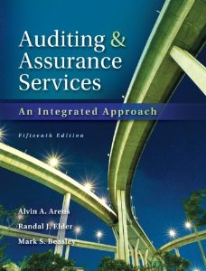 Test bank for Auditing and Assurance Services 15th Edition by Arens