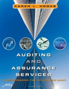 Test bank for Auditing and Assurance Services Understanding the Integrated Audit 1st Edition by Hooks