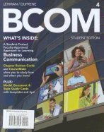 Test bank for BCOM 4th Edition by Lehman