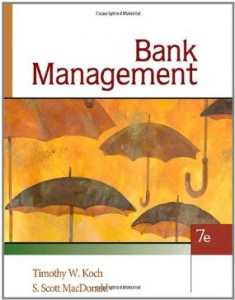 Test bank for Bank Management 7th Edition by Koch