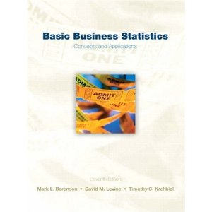 Test bank for Basic Business Statistics 11th Edition Berenson