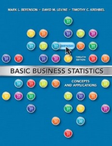 Test bank for Basic Business Statistics 12th Edition by Berenson