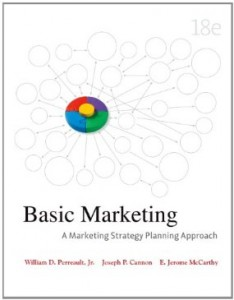 Test bank for Basic Marketing A Marketing Strategy Planning Approach 18th Edition by Perreault