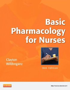 Test bank for Basic Pharmacology for Nurses 16th Edition by Clayton