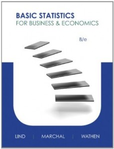 Test bank for Basic Statistics for Business and Economics 8th Edition by Lind