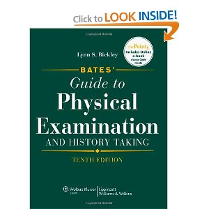 Test bank for Bates Guide to Physical Examination and History Taking 10th Edition Bickley