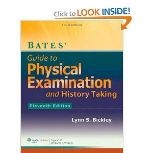 Test bank for Bates Guide to Physical Examination and History Taking 11th Edition Bickley