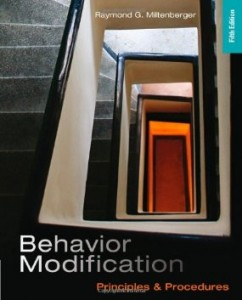 Test bank for Behavior Modification Principles and Procedures 5th Edition by Miltenberger