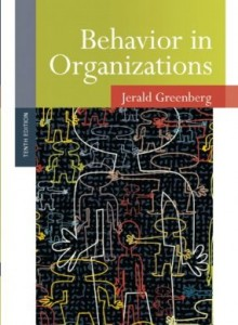 Test bank for Behavior in Organizations 10th Edition by Greenberg