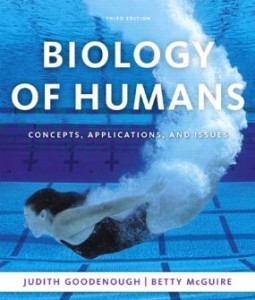 Test bank for Biology of Humans Concepts Applications and Issues 3rd Edition by Goodenough