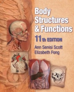 Test bank for Body Structures and Functions 11th Edition by Scott