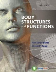 Test bank for Body Structures and Functions 12th Edition by Scott