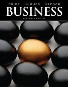 Test bank for Business 11th Edition by Pride