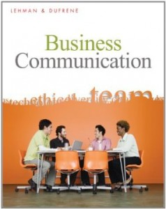 Test bank for Business Communication 16th Edition by Lehman