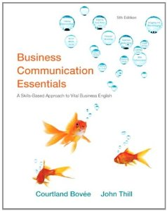 Test bank for Business Communication Essentials 5th Edition by Bovee