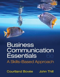 Test bank for Business Communication Essentials 6th Edition by Bovee