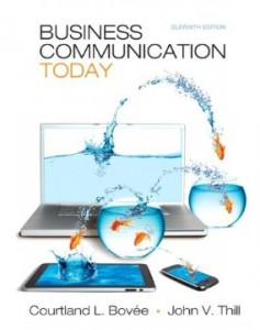 Test bank for Business Communication Today 11th Edition by Bovee