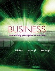 Test bank for Business Connecting Principles to Practice 1st Edition by Nickels