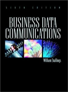 Test bank for Business Data Communications 6th Edition by Stallings